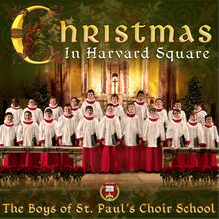 Christmas In Harvard Square