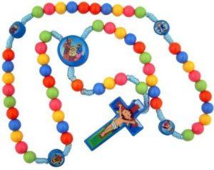 kids rosary beads