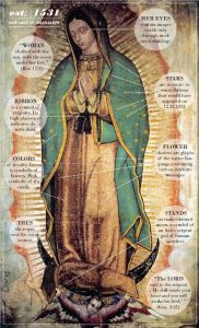 Lady of Guadlupe