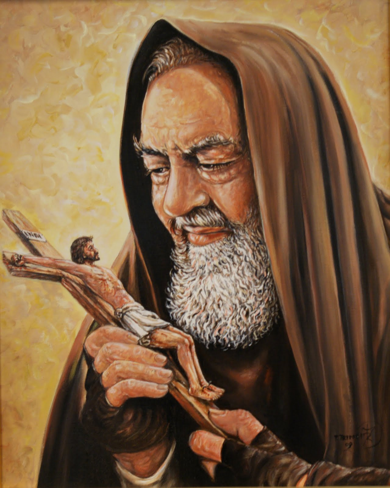 99c7b2fb6e9 Church Exorcist Q&A: Padre Pio - St Michael Catholic Radio