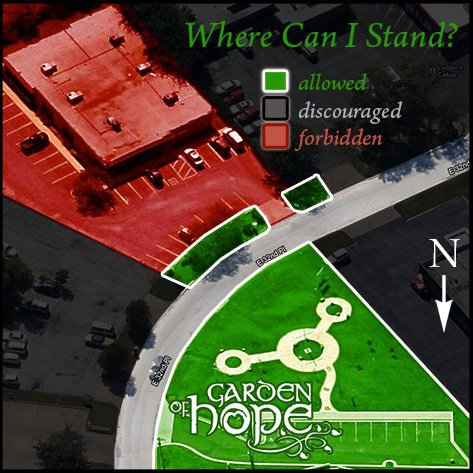 Garden of Hope Where Can I Stand?